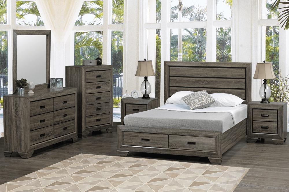 Titus furniture ltd jenna bedroom set for Main bedroom furniture